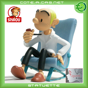 Collection n°260 : NaNoY Collec F&V-S&F-Fauteuil-fantasio