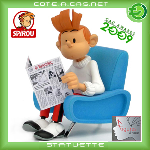 Collection n°260 : NaNoY Collec F&V-S&F-Fauteuil-spirou